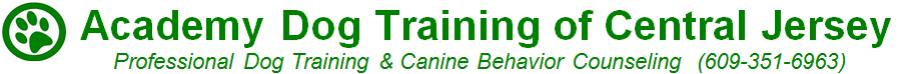 Academy Dog Training - NJ